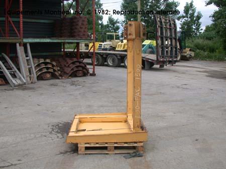 vendu DUO-PACT ROPS/FOPS 540-600 En Vente chez EquipMtl