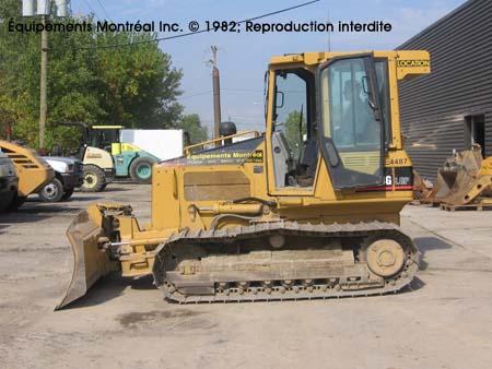 vendu Caterpillar D4G LGP 2004 En Vente chez EquipMtl