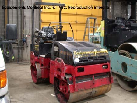 vendu Bomag BW120AD-3 (47 2000 En Vente chez EquipMtl
