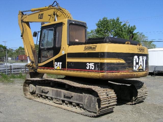 vendu Caterpillar 315BL 1995 En Vente chez EquipMtl