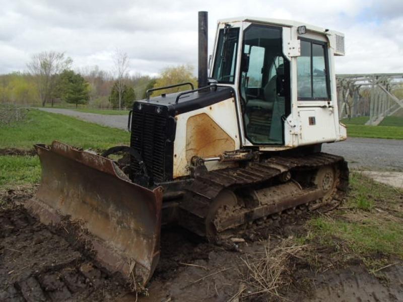 Tracteur à chaînes ( 0 à 9 tonnes) John Deere 450H 2001 En Vente chez EquipMtl