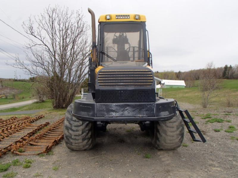 Forwarders Ponsse K100S Buffalo King 2006 Equipment for Sale at EquipMtl