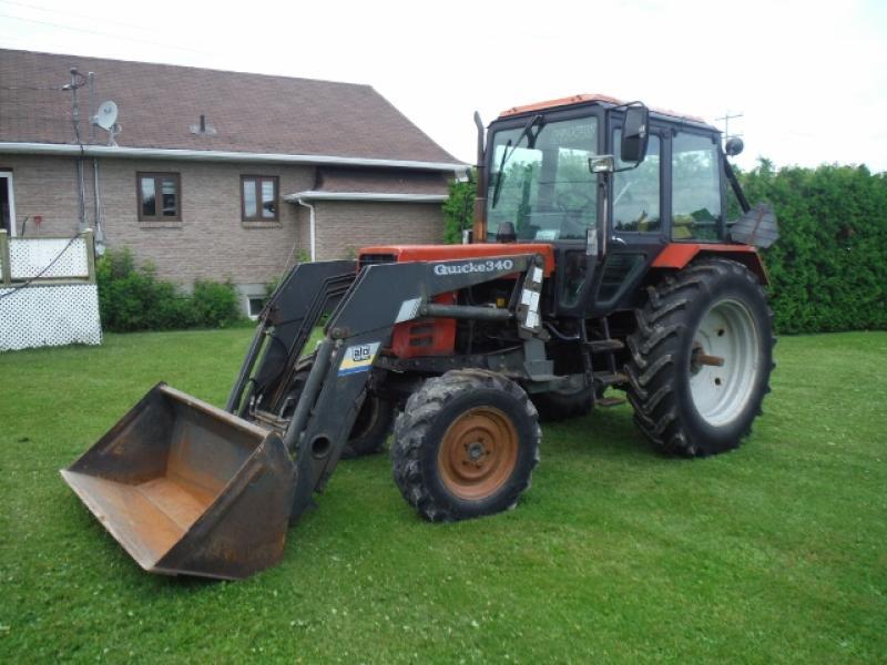 4X4 tractor Belarus 5160C 1996 For Sale at EquipMtl
