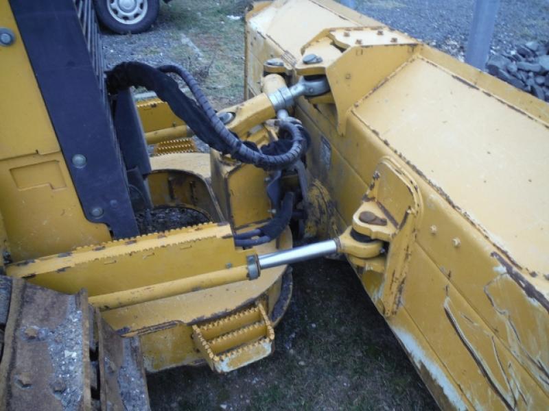 Tracteur à chaînes ( 0 à 9 tonnes) John Deere 450J LT 2013 Équipement en vente chez EquipMtl
