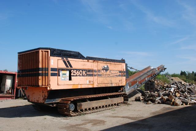 vendu Doppstadt DW-2560K 2002 En Vente chez EquipMtl