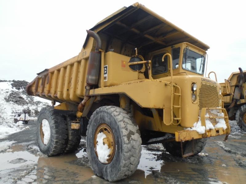 Camion rigide Caterpillar 769B 1974 En Vente chez EquipMtl