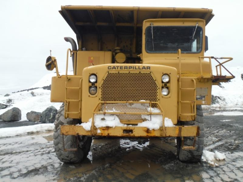 Camion rigide Caterpillar 769B 1974 Équipement en vente chez EquipMtl