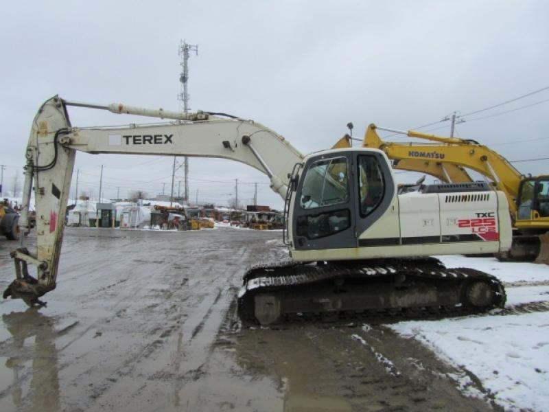 Excavatrice (20 à 39 tonnes) Terex TXC225LC-2 2008 En Vente chez EquipMtl