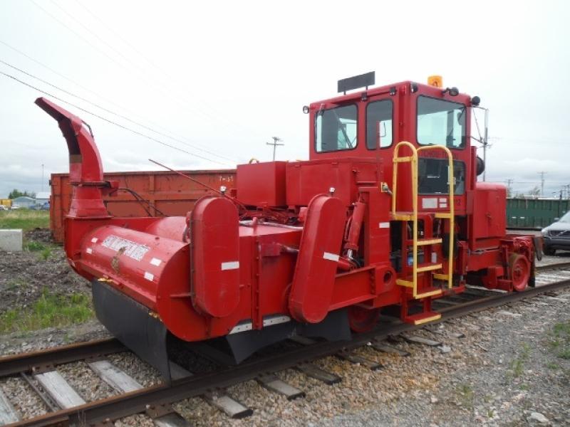 Balai Ferroviaire Pike Balai ferroviaire En Vente chez EquipMtl