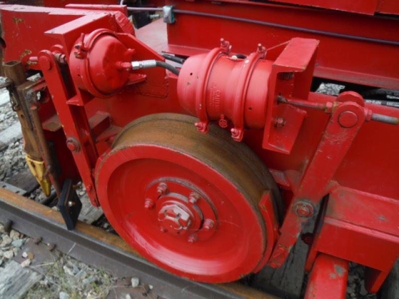 Balai Ferroviaire Pike Balai ferroviaire Équipement en vente chez EquipMtl