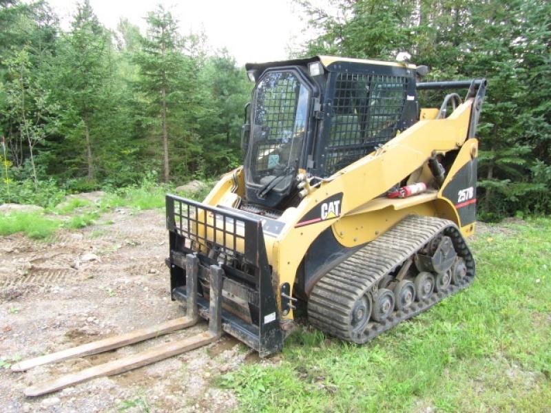 vendu Caterpillar 257B 2007 En Vente chez EquipMtl