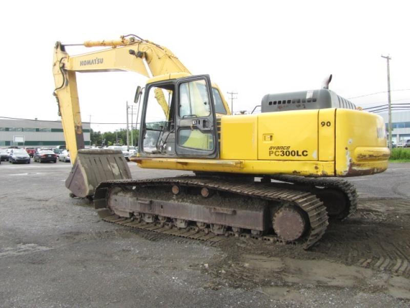 Excavatrice (20 à 39 tonnes) Komatsu PC300LC-6 1998 En Vente chez EquipMtl