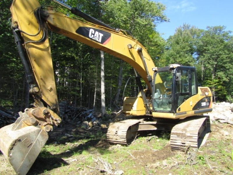 Excavatrice (20 à 39 tonnes) Caterpillar 320DLRR 2009 En Vente chez EquipMtl