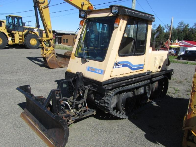 Mini Snow Plow Used Equipment Sale And Brokerage Equipmtl