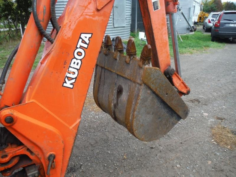 Kubota L35 1997 Équipement en vente chez EquipMtl