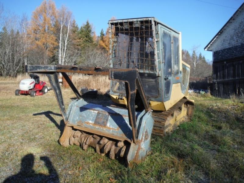 Broyeur forestier CMI Twister C125 2004 En Vente chez EquipMtl