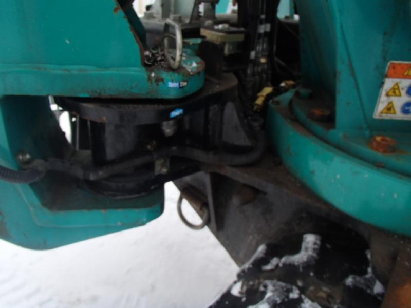 Mini-Grue Araignée Maeda MC-285CGRM-2 2013 Équipement en vente chez EquipMtl