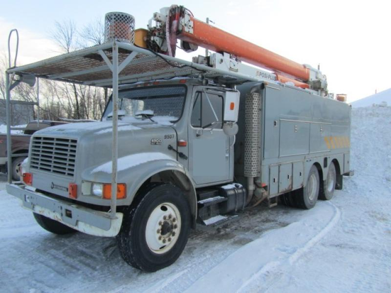 International 4900 1995 En Vente chez EquipMtl
