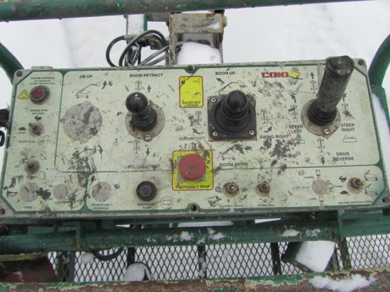 Nacelle télescopique Condor T60 1999 Équipement en vente chez EquipMtl