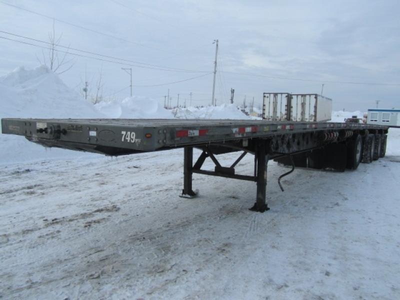 4 essieux Manac 10453A035 2013 En Vente chez EquipMtl