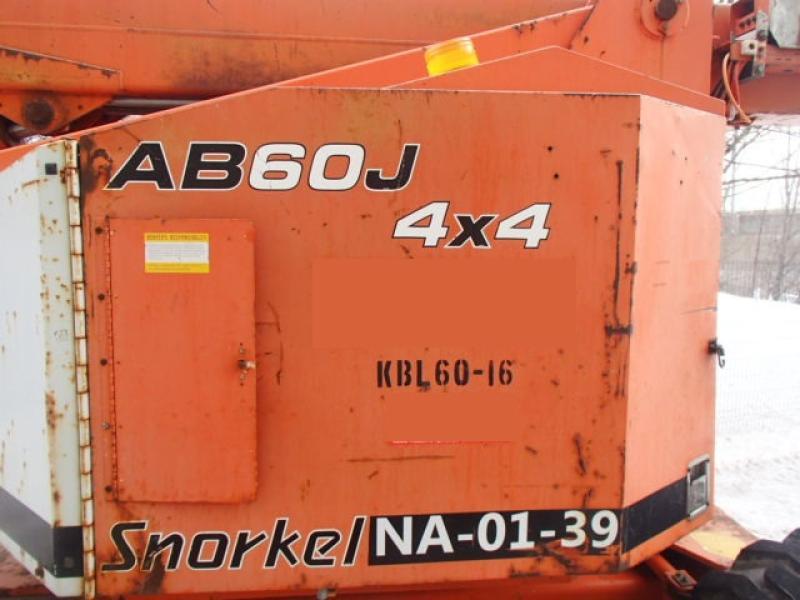 vendu Snorkel AB60JALFO 2001 Équipement en vente chez EquipMtl