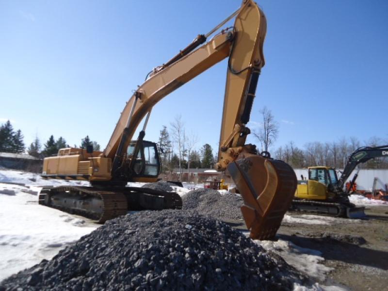 Excavatrice (40 tonnes et plus) Case 9060B 1998 En Vente chez EquipMtl