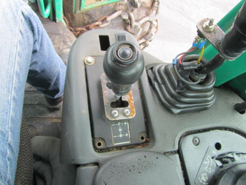 Débusqueuse Timberjack 560D 2004 Équipement en vente chez EquipMtl