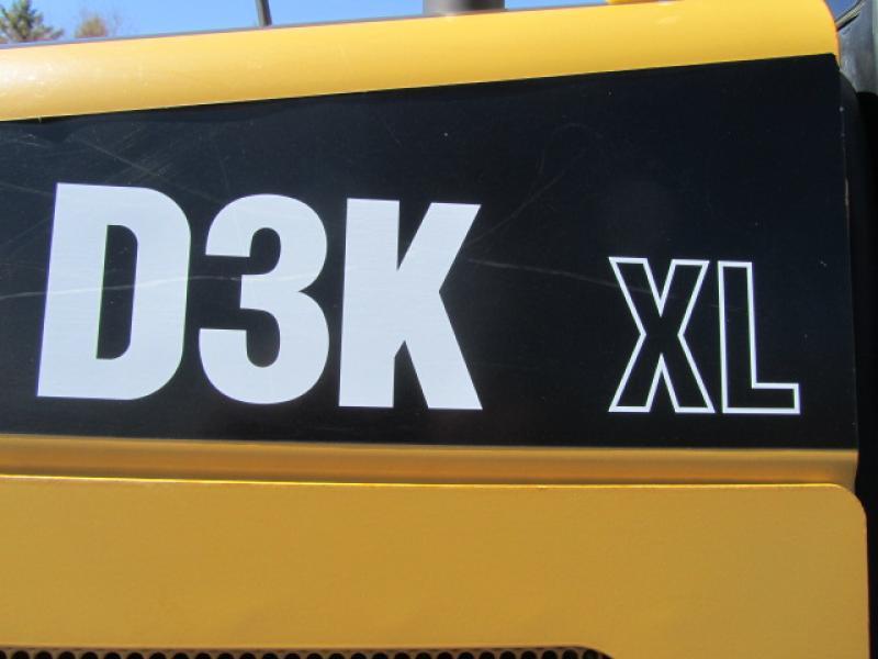Tracteur à chaînes ( 0 à 9 tonnes) Caterpillar D3K 2011 Équipement en vente chez EquipMtl