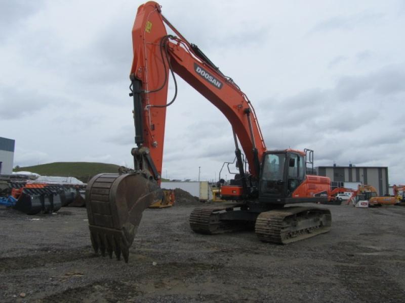 Excavatrice (20 à 39 tonnes) Doosan DX350LC-5 2018 En Vente chez EquipMtl