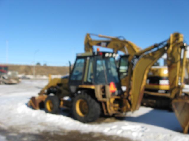 vendu Caterpillar 416B 1993 En Vente chez EquipMtl