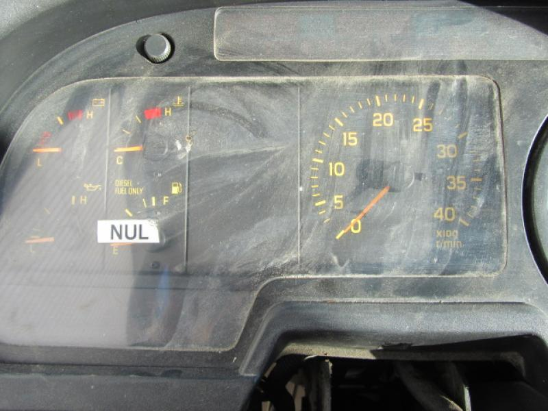 Camion plateforme Gmc T6500 1999 Équipement en vente chez EquipMtl