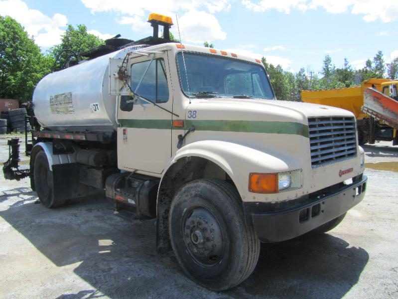 International 4700 1990 équipement