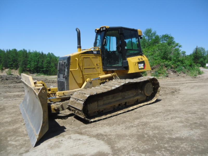 Tracteur à chaînes ( 0 à 9 tonnes) Caterpillar D6K LGP 2010 En Vente chez EquipMtl