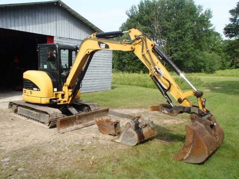 vendu Caterpillar 305C CR 2008 En Vente chez EquipMtl