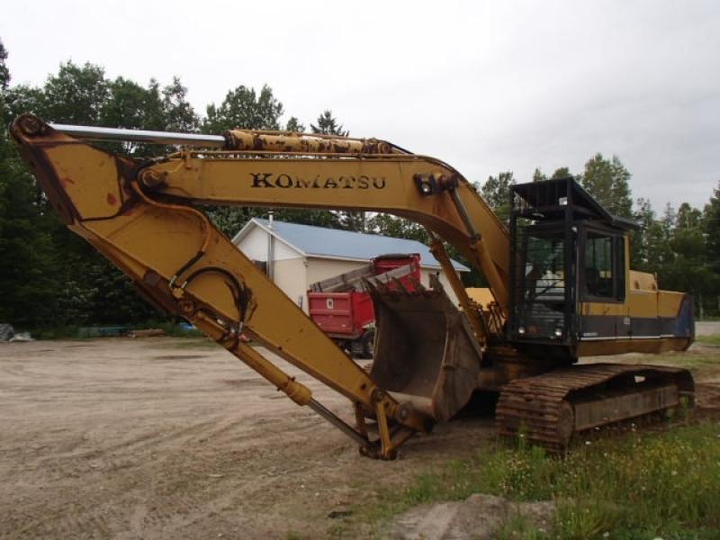 Excavatrice (20 à 39 tonnes) Komatsu PC300LC 1989 En Vente chez EquipMtl