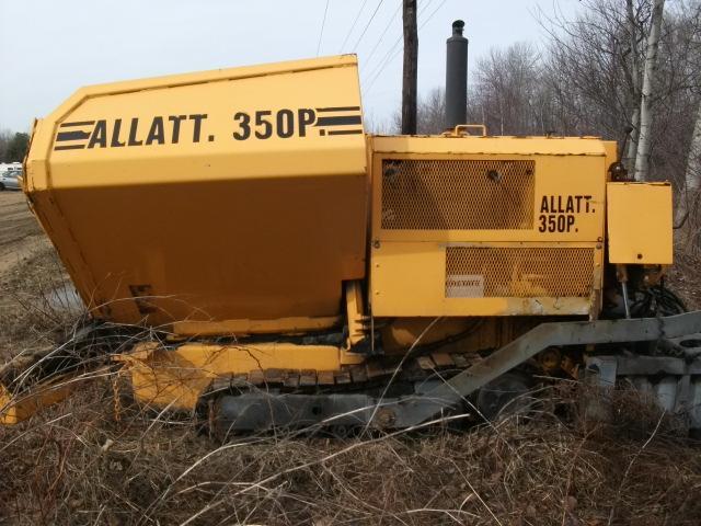 vendu Allatt 350P 1987 En Vente chez EquipMtl