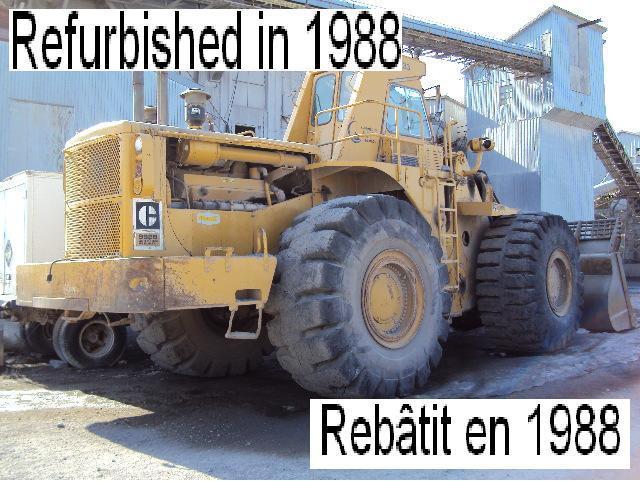 vendu Caterpillar 992B 1988 En Vente chez EquipMtl