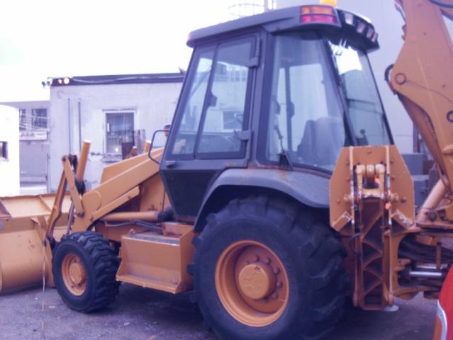 vendu Case 580SL 2000 En Vente chez EquipMtl