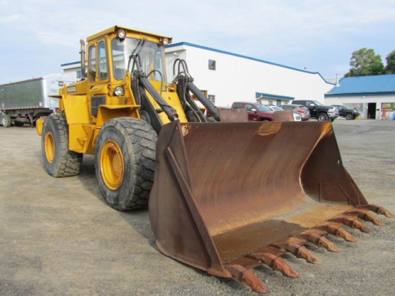 Chargeur sur roues (5 à 30 tonnes) Michigan L-90 1991 En Vente chez EquipMtl