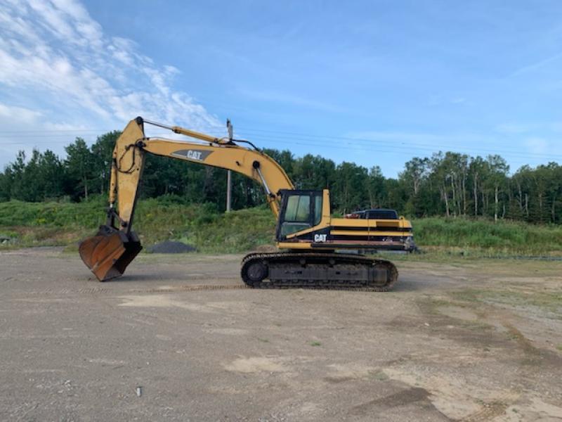 Excavatrice (20 à 39 tonnes) Caterpillar 330BL 2000 En Vente chez EquipMtl