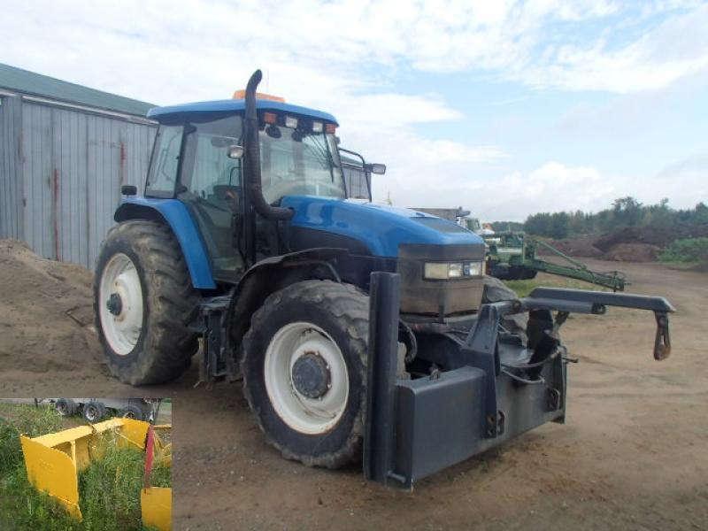 New Holland TM140 2003 En Vente chez EquipMtl