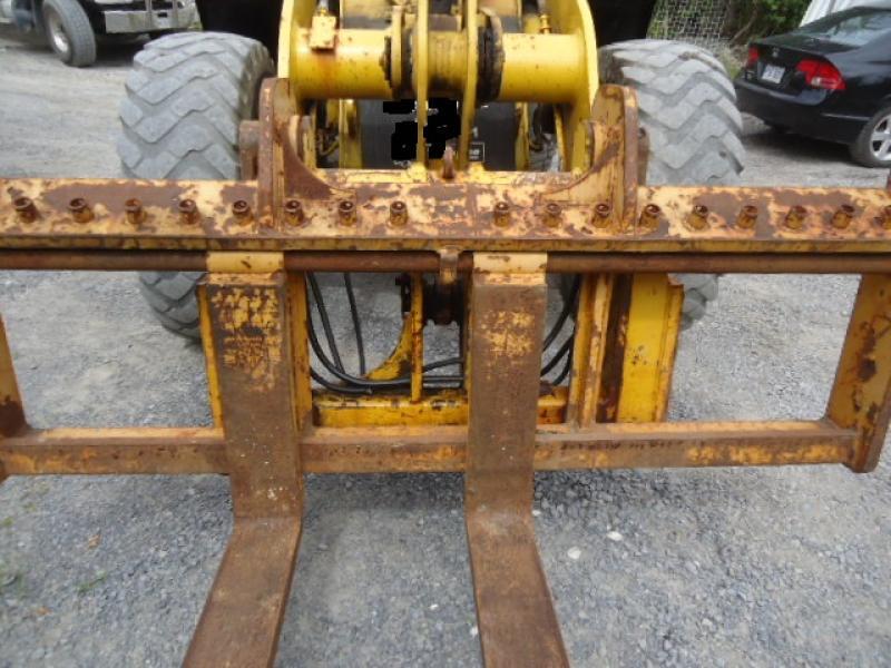 Chargeur sur roues (5 à 30 tonnes) Komatsu WA 180-3L 2000 Équipement en vente chez EquipMtl