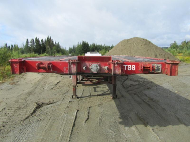 Bi-Train Flatbed Manac 17427/18228 1998 Équipement en vente chez EquipMtl