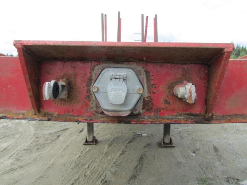 Bi-Train Flatbed Manac 17328/18228 1993 Équipement en vente chez EquipMtl