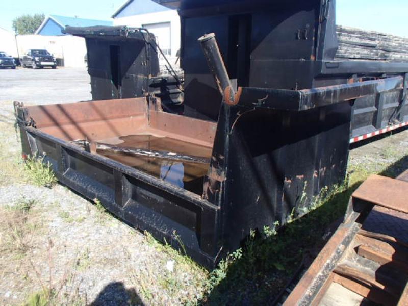x) Attachement camion Artisanale 13' En Vente chez EquipMtl