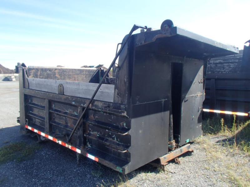 x) Attachement camion Daunais 11' En Vente chez EquipMtl