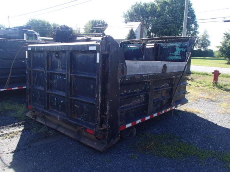 x) Attachement camion Daunais 11' Équipement en vente chez EquipMtl