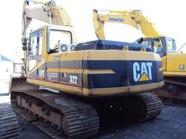 vendu Caterpillar 322-L 1995 En Vente chez EquipMtl