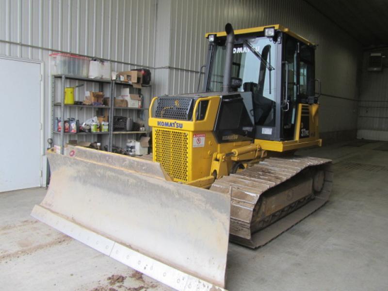 Tracteur à chaînes ( 0 à 9 tonnes) Komatsu D37PX-21A 2007 En Vente chez EquipMtl