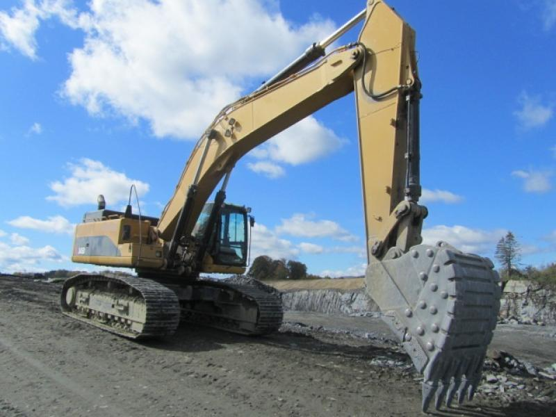 Excavatrice (40 tonnes et plus) Caterpillar 345DL VG 2008 En Vente chez EquipMtl